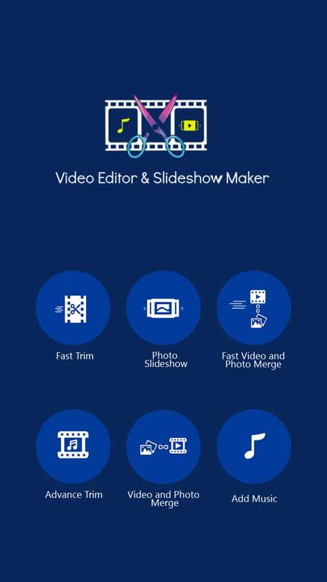 Video Editor & Slideshow Maker