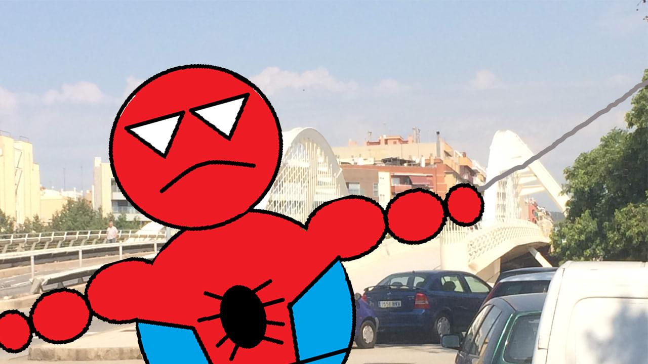 Spiderman vs Venom Squad