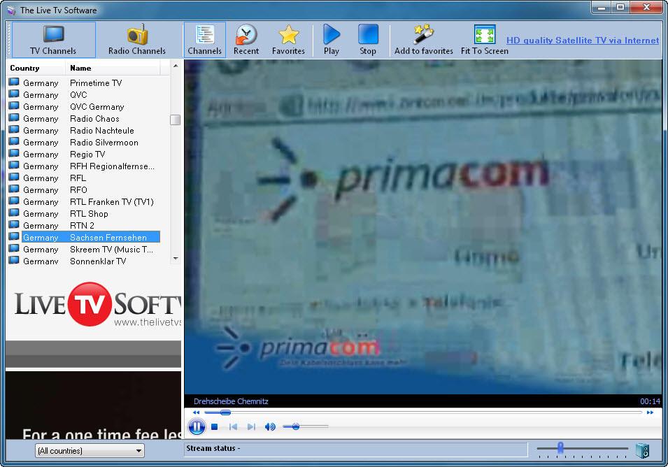 streaming programme kostenlos