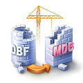 DBF to MDB (Access) Converter 2.50