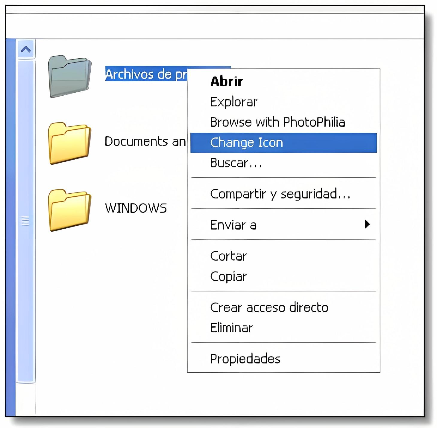 Nice Folders