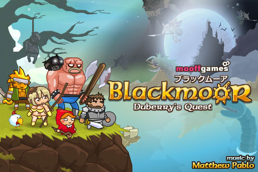 Blackmoor - Duberry's Quest
