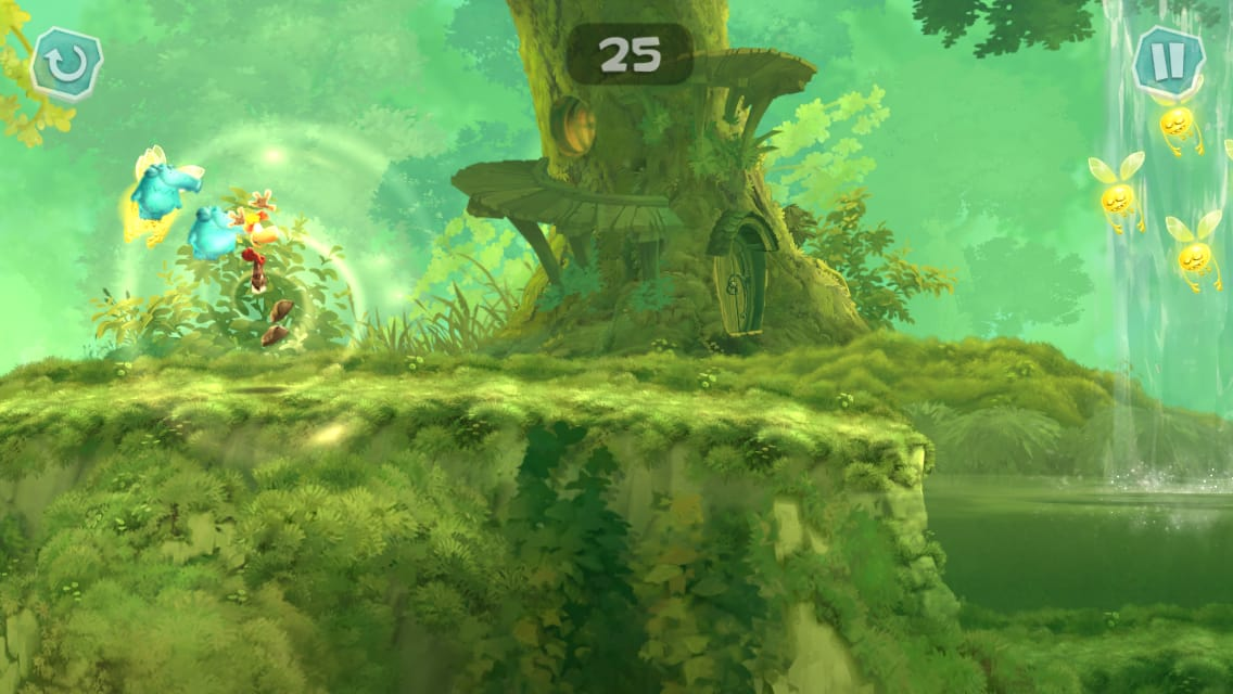Rayman Adventure