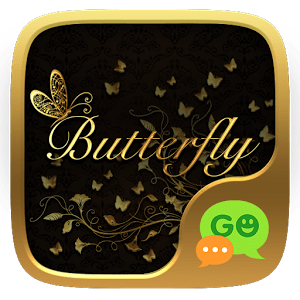 FREE-GO SMS BUTTERFLY II THEME 1.2