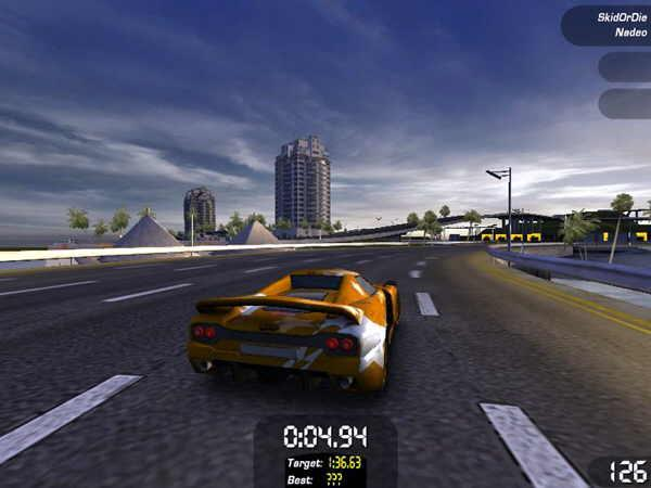 Trackmania Sunrise Download