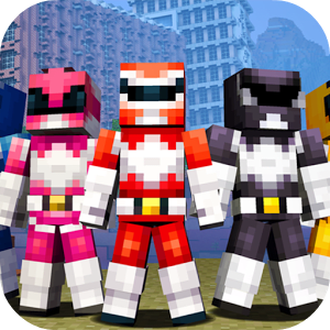 Super Power Rangers Mod