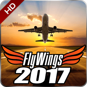Flight Simulator FlyWings 2017