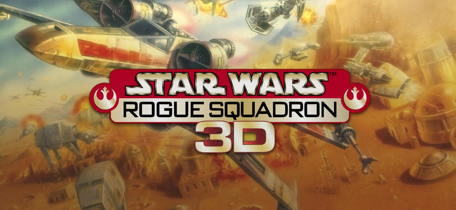 Star Wars: Rogue Squadron 3D varies-with-device
