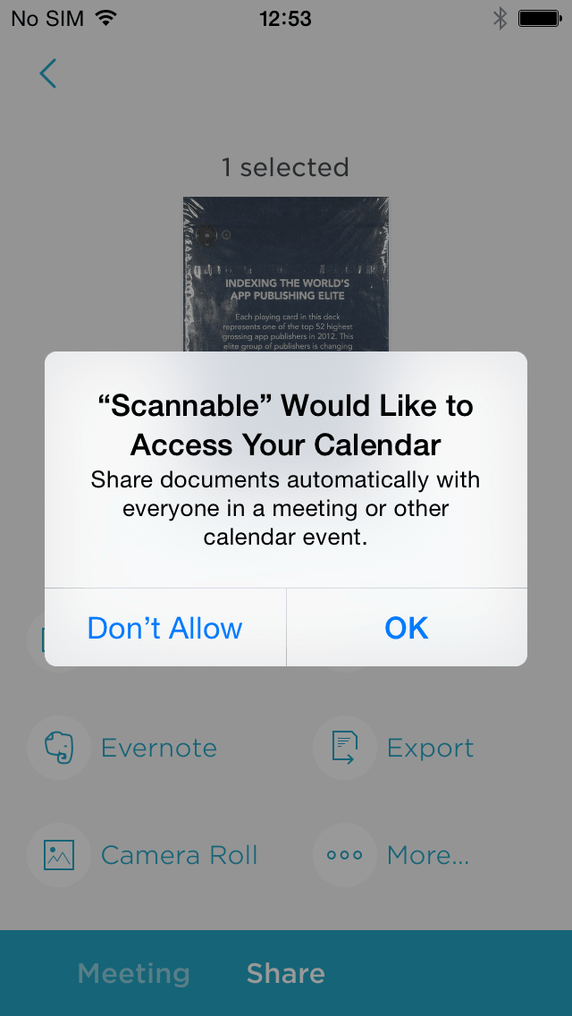 Evernote scannable for iphone download evernote scannable is a quick way to scan documents such as business cards handwritten notes or receipts to your iphone by taking a photo and then saving reheart Images