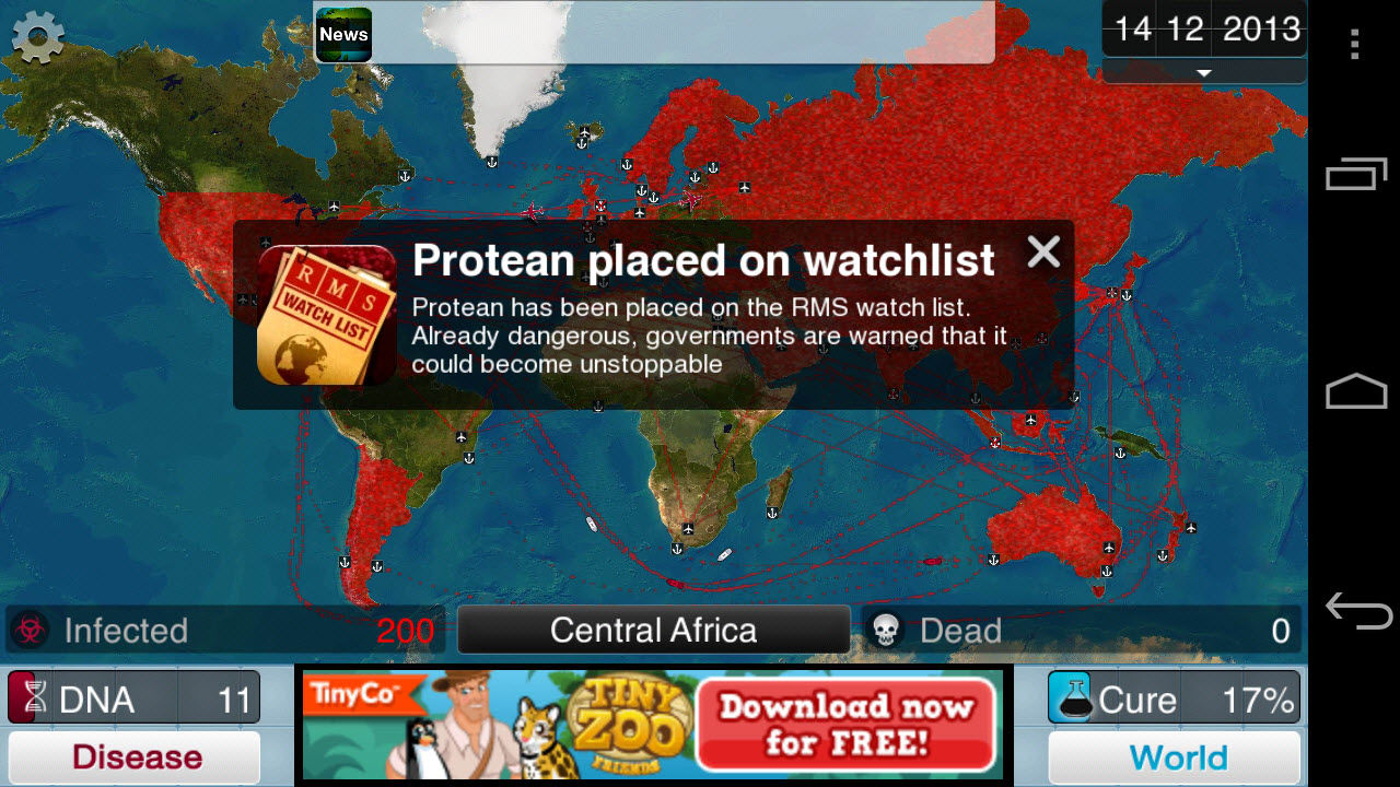 plague inc download free android