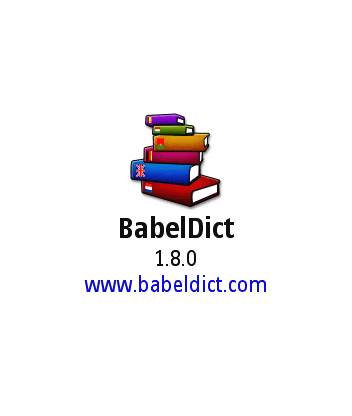 BabelDict
