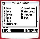 mjCalculator