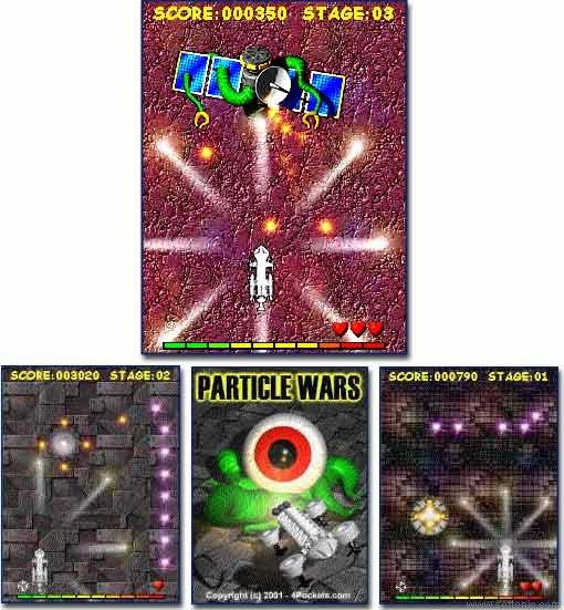 Particle Wars