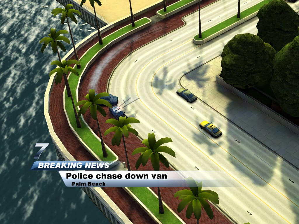 Smash Cops Heat for iPad