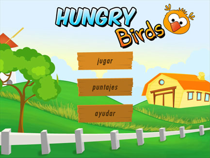 Hungry Birds