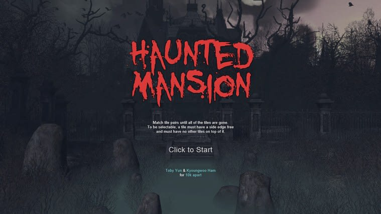 Haunted Mansion for Windows 10