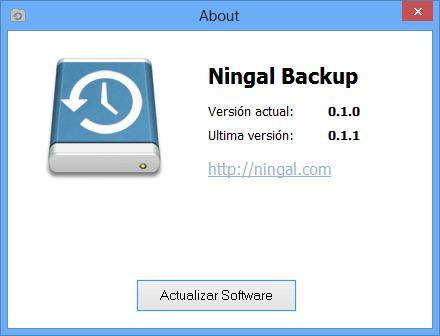 Ningal Backup