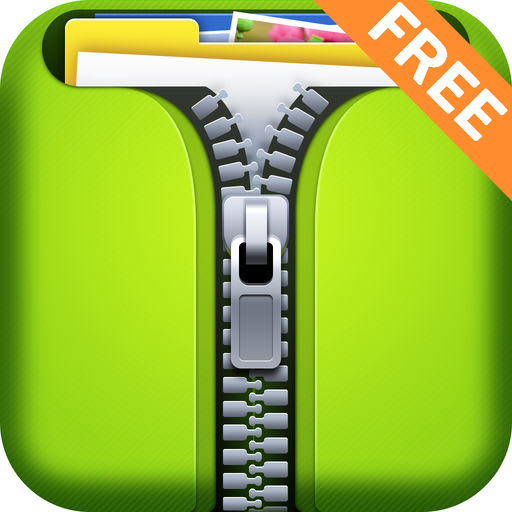 ZipApp Free - The Unarchiver 3.0.1