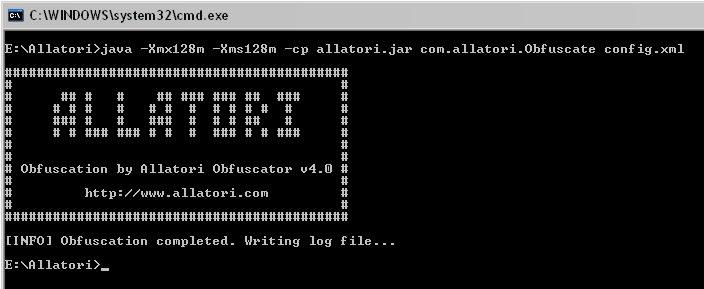 Allatori Java Obfuscator