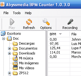 Abyssmedia BPM Counter