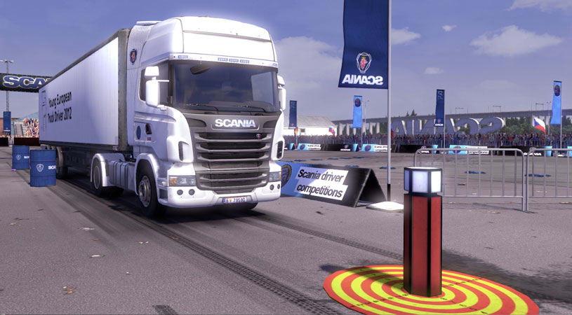 Scania Truck Driving Simulator Patch