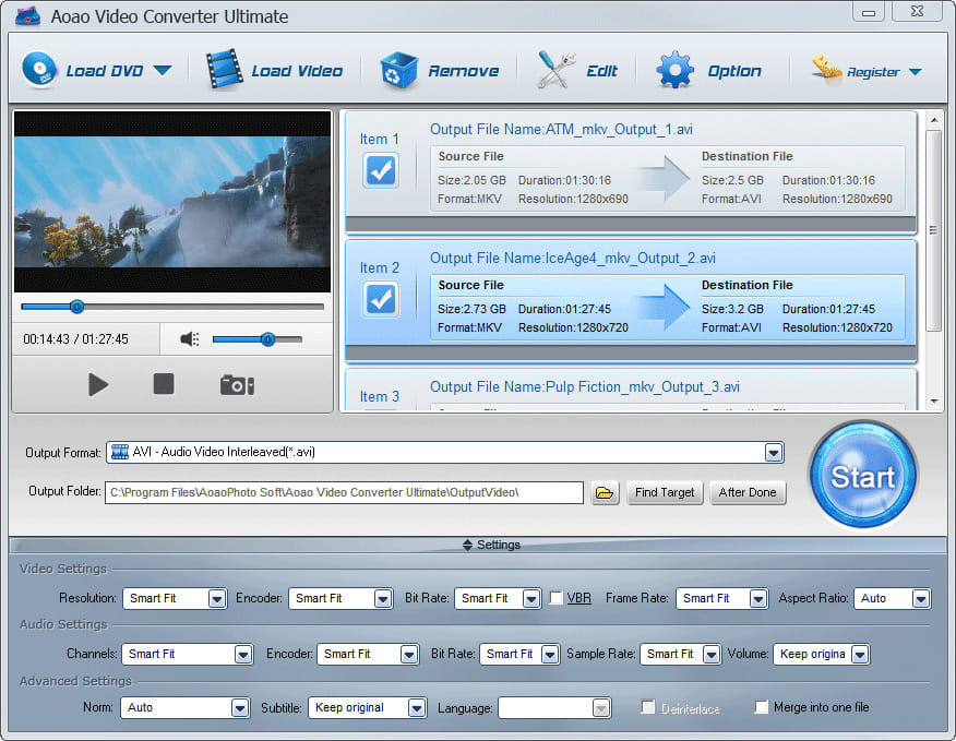 Aoao Video Converter Ultimate