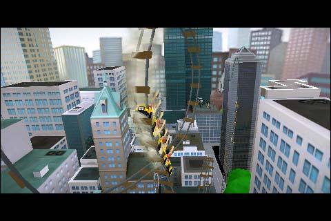 New York 3D Rollercoaster Rush