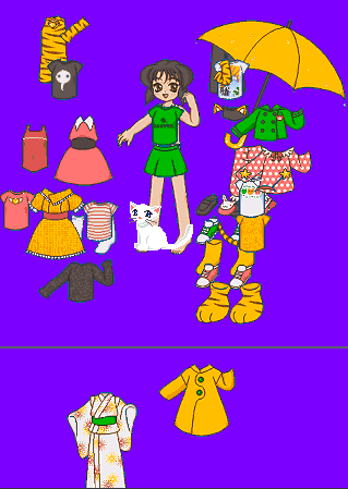 Kiss Miko Doll
