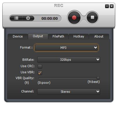 Weeny Free Audio Recorder