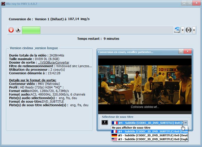 AnyMP4 MTS Convertisseur est un programme professionnel avec lequel vous pouvez convertir le fichier MTS/M2TS/TS en tous les formats populaires.