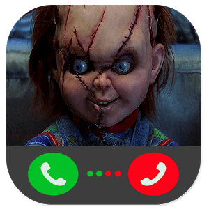 Call From Killer Chucky doll