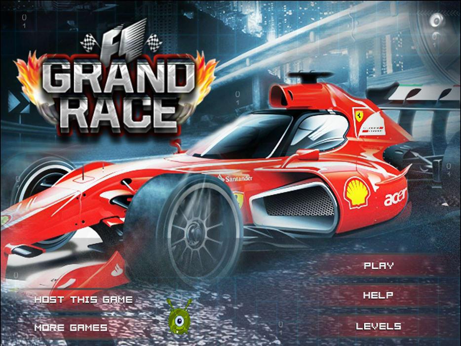 F1 Grand Race