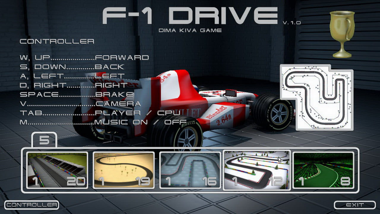F1 Drive