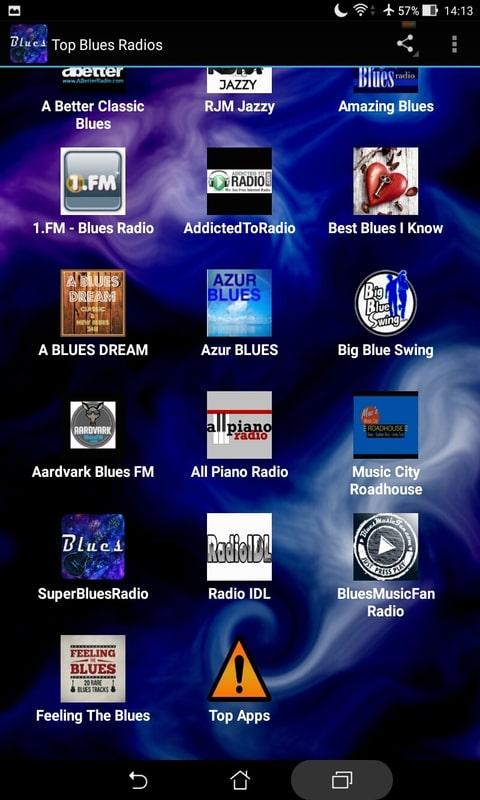 Top Blues Radios