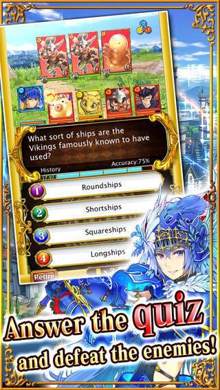 Quiz RPG: The World of Mystic Wiz