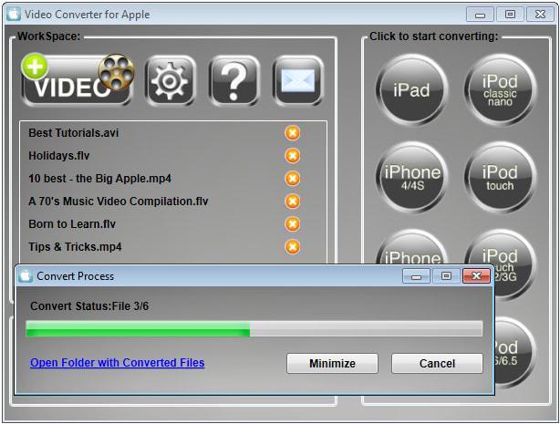 Video Converter for Apple