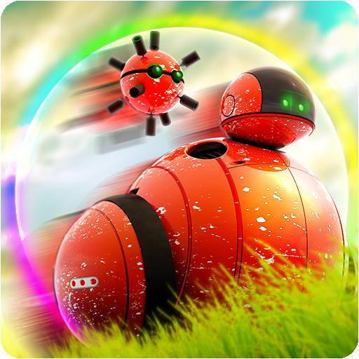 Robot Run Madness: Endless Run 3.01