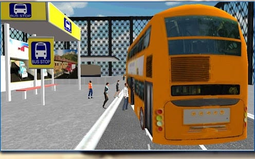 City Bus Driver Simulator 3D