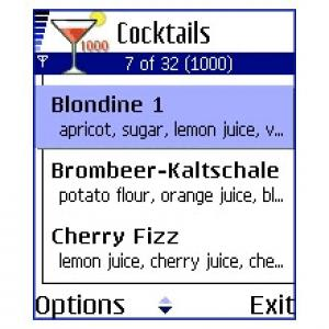 Cocktail Guide Original