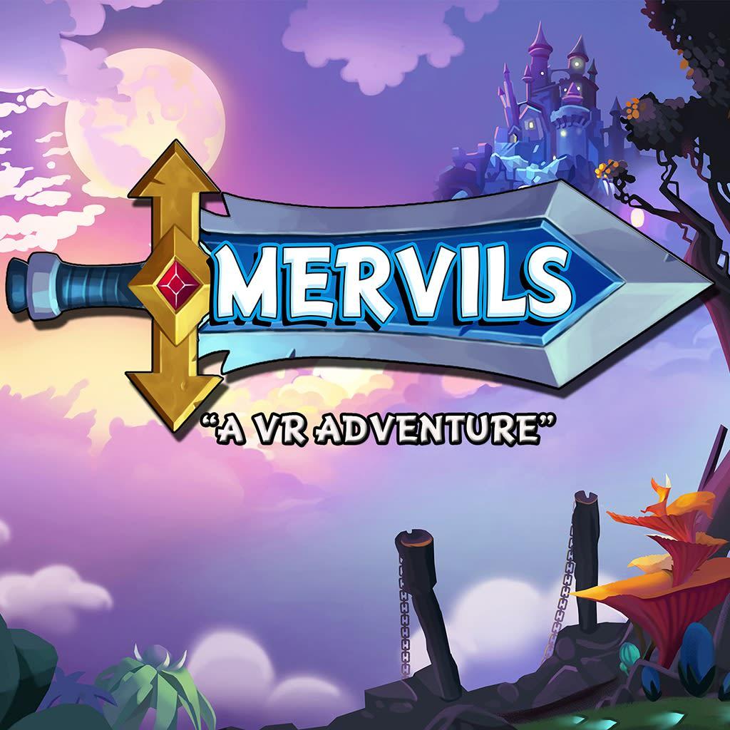 Mervils: A Adventure PS VR PS4