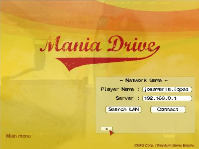 ManiaDrive