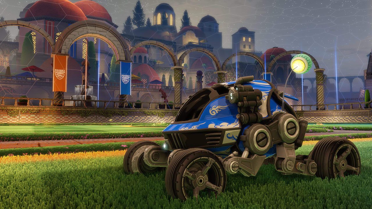 Rocket League – Revenge of the Battle-Cars DLC Pack