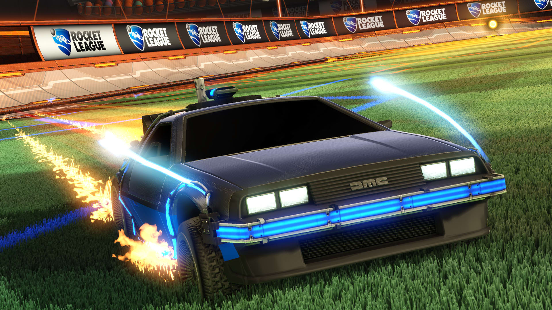 Rocket League - Back to the Future™ Car Pack