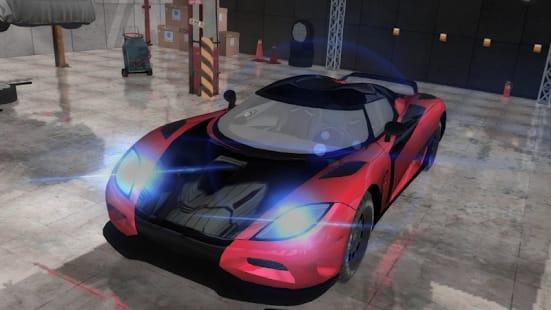 Extreme Car Racing 3D