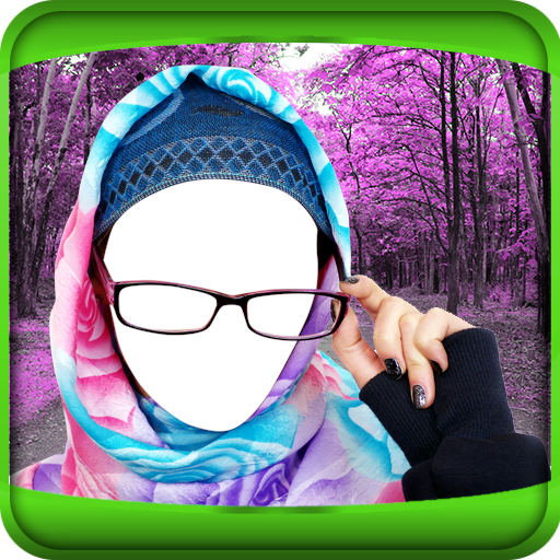 Hijab Fashion Suit Camera