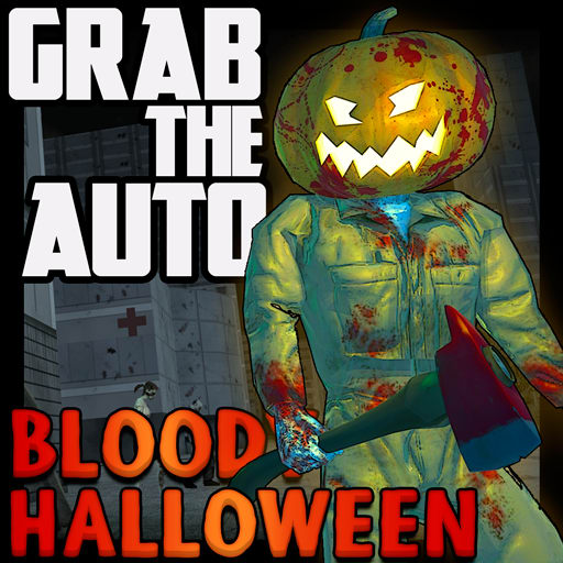 Grab The Auto Bloody Halloween