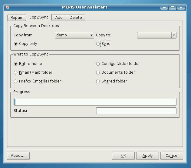SimplyMEPIS Linux