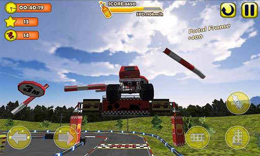 Monster Truck 3D Madness