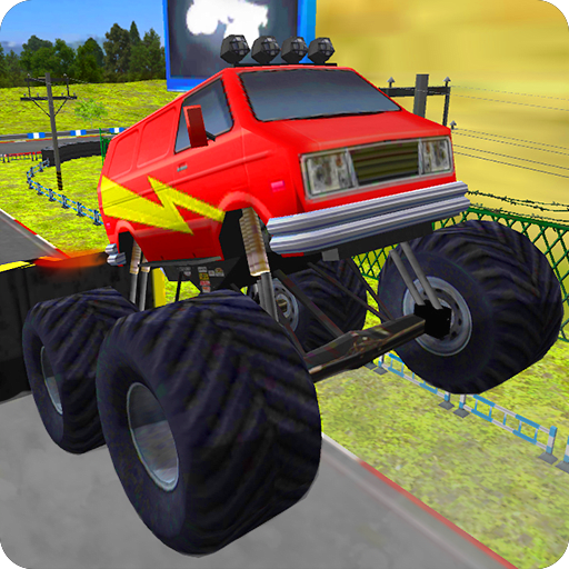 Monster Truck 3D Madness