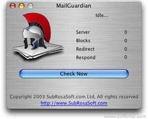 SubRosaSoft MailGuardian